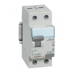 "403000 Выключатель диф.тока(УЗО) 2-полюса 25А 30мА тип ""AC"" (Legrand TX3)"