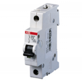 "2CDS251001R0504 Автоматический выключатель 1-полюс 50А хар. ""С""  6кА (ABB S201-C 50)"