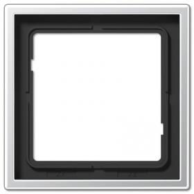 Рамка 1-ая Jung LS990 Алюминий AL2981 IP20