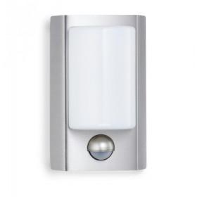 004026 L 610 LED Светильник светодиодный 8Вт с датчиком движения угол 180гр, СТАЛЬ
