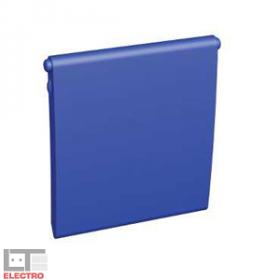 ALB45392 Крышка (10шт) для адаптера информационных розеток Altira Schneider Electric, синий