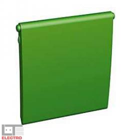 ALB45393 Крышка (10шт) для адаптера информационных розеток Altira Schneider Electric, зеленый