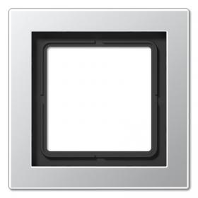 Рамка 1-ая Jung LS Design Алюминий ALD2981 IP20
