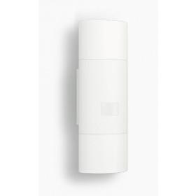 006570 L910 LED Светильник светодиодный 12Вт с датчиком движения угол 180гр, БЕЛЫЙ