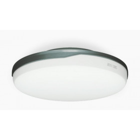 007478 RS PRO LED R1 WW sensor Cветильник с ВЧ сенсором 11Вт потолочный/настенный, IP20, Антрацит