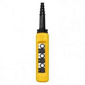 XACA681 Пульт управления подвесной для 1 скоростного двигателя 6 кнопок 1НО+1НЗ  IP65