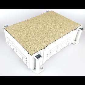 G44 Коробка для монтажа в бетон люков SF470