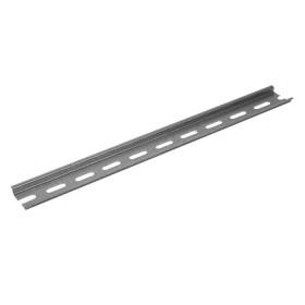 ДИН рейка ИЭК 125 см перфорированная оцинкованная YDN10-0125