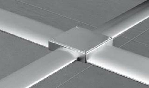 напольный алюминиевый кабель канал